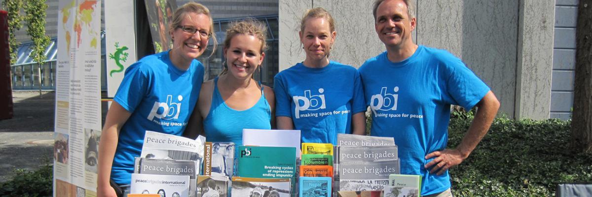 Ehrenamtliches Engagement bei der Menschenrechtsorganisation peace brigades international (pbi)_2