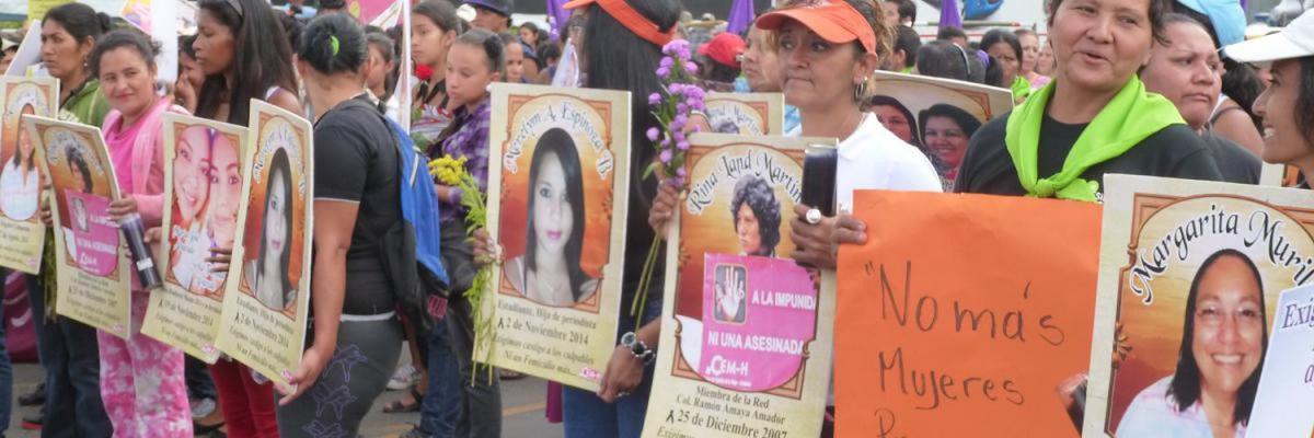 pbi begleitet mehrere Organisationen, die sich für Frauenrechte einsetzen