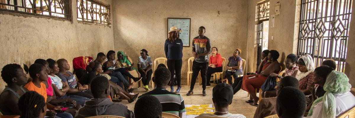 Im Einsatz für die Menschenrechte in Kenia
