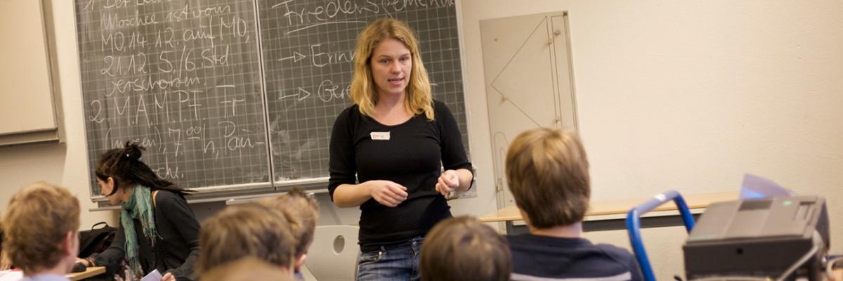 Menschenrechtsbildung - Das pbi-Bildungsprojekt