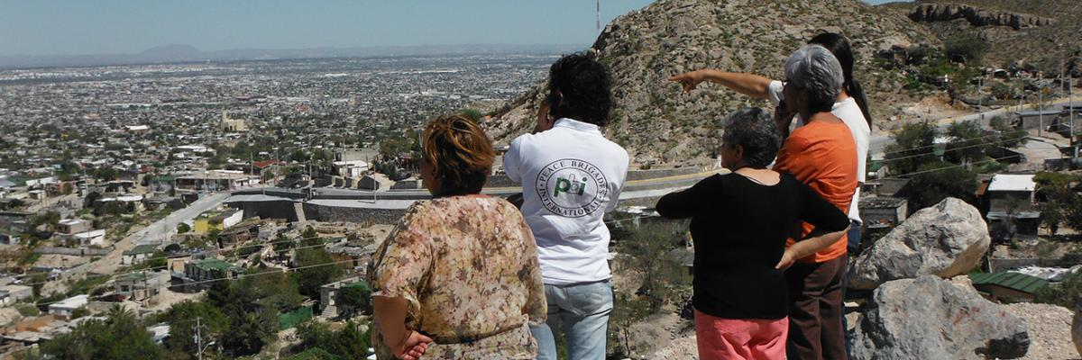 peace brigades international (pbi) - Silvia Méndez (Paso del Norte)