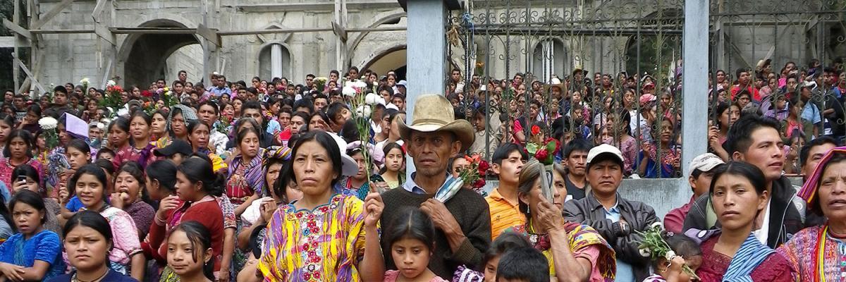 pbi begleitet mehrere Organisationen, die sich für Rechte von Indigenen einsetzen