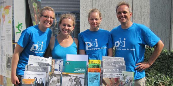 Ehrenamtliche Regionalgruppen bei der Menschenrechtsorganisation peace brigades international (pbi)_2