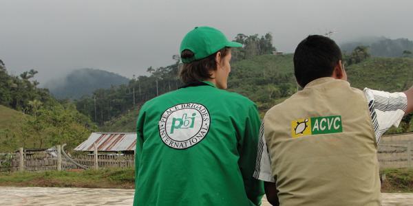 Im Einsatz für die Menschenrechte in Kolumbien - Die Menschenrechtsorganisation peace brigades international (pbi)