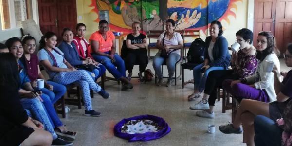 Neues pbi-Das Projekt unterstützt Verteidiger_innen der Menschenrechte aus Nicaragua im Exil in Costa Rica