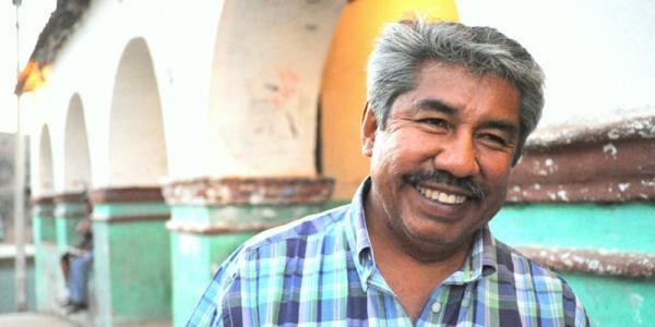 Der Träger des Menschenrechtspreises 2011 von Amnesty International in Deutschland, der Menschenrechtsverteidiger Abel Barrera Hernández, wird seit 2003 von pbi begleitet